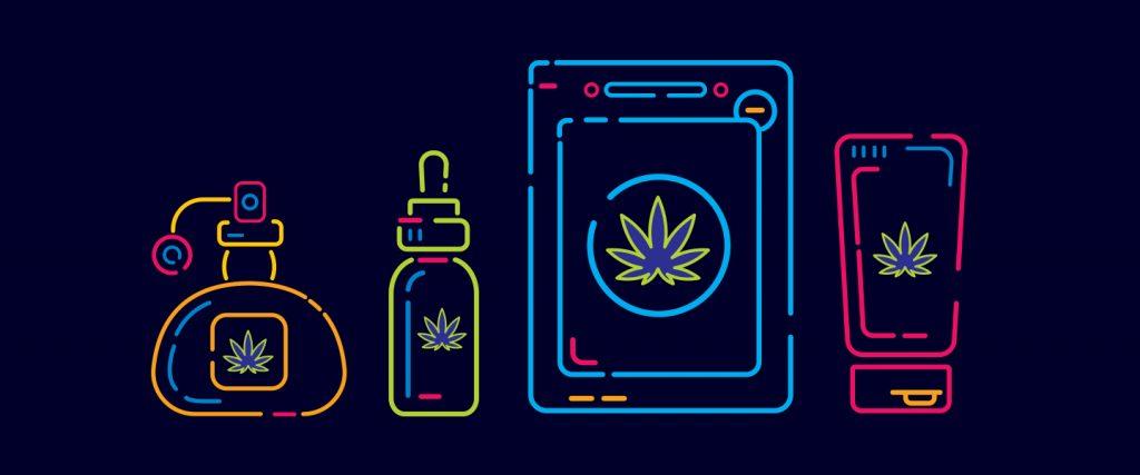 Cannabis Advertisement Online